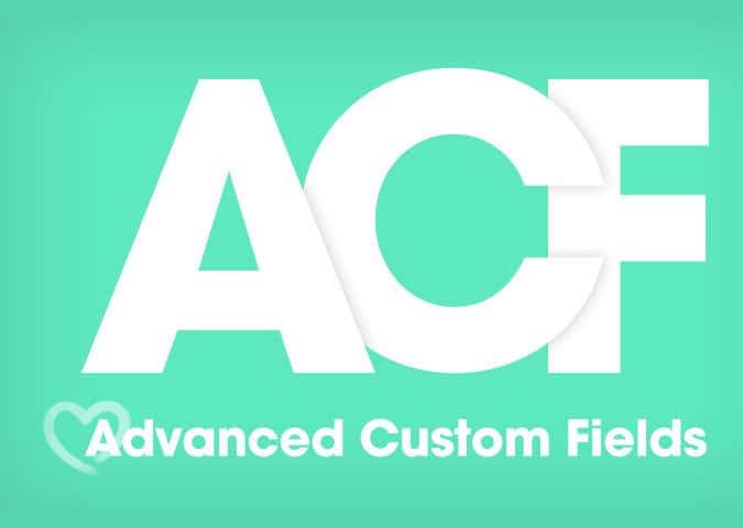 Advanced Custom Field Pro