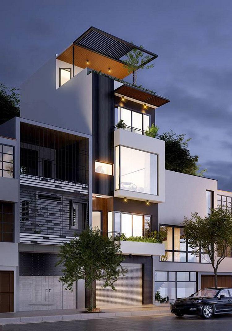Tư vấn thiết kế Kiến trúc