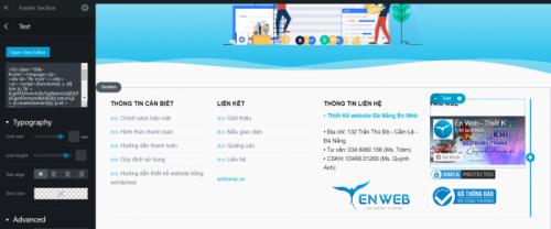 Chèn fanpage vào website wordpress