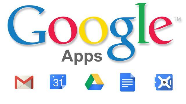 Các dịch vụ chính của Google