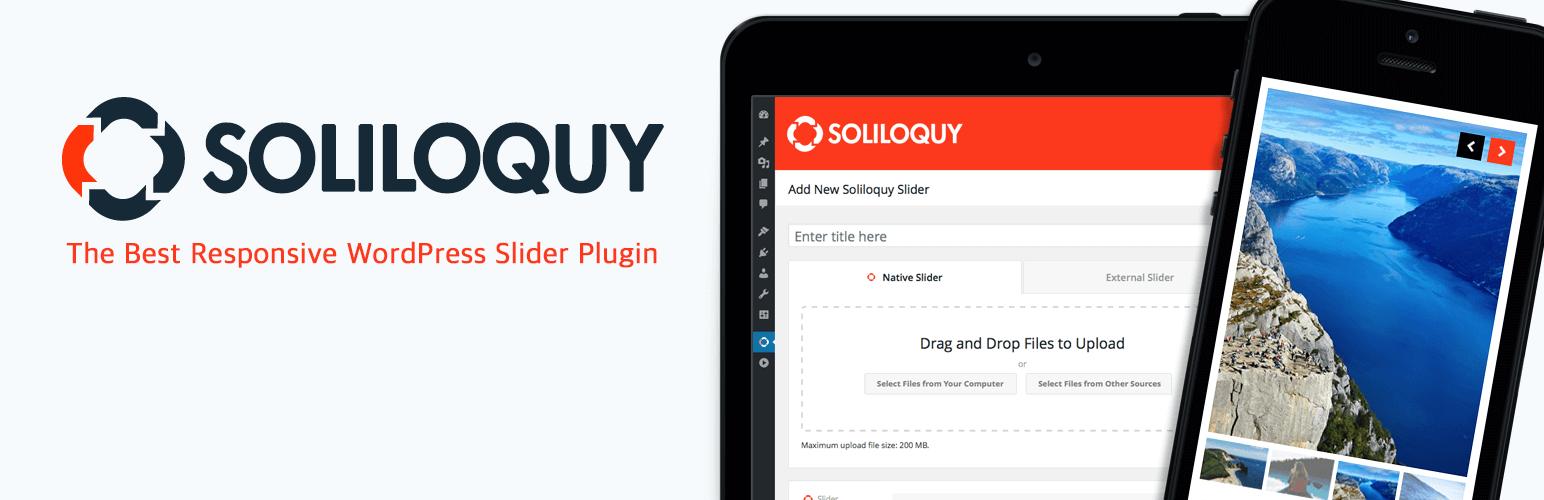 Plugin tạo slide hình ảnh trong wordpress Soliloquy