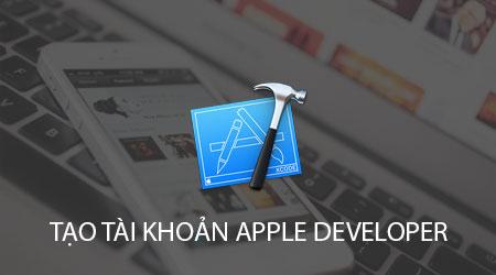 Tìm hiểu về tài khoản Apple Developer