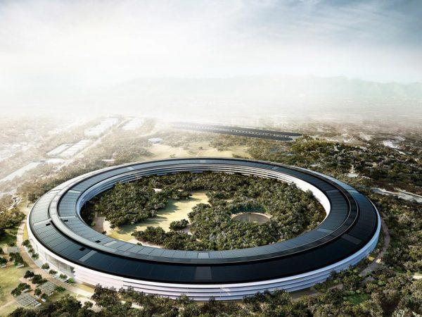 trụ sở Google nằm ở đâu